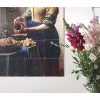 IXXI Wall Decoration The Milkmaid by Vermeer - Small 120x100 cm