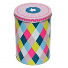 Kitsch Kitchen Storage Tin Circus