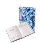Delft blue A5 notebook van Royal Delft
