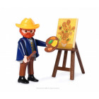 Playmobil 70686 set Van Gogh Sunflowers - Van Gogh Museum