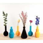 Ridged Vases - 3D prints by CRE8
