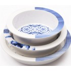 Delft Blue Dishes and Bowls Blue Festival