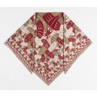 Scarf Square Limit by M.C. Escher - 100% silk
