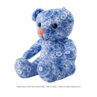 Delft Blue Teddy Bear XL of 1 meter high