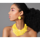 The Maxi's earrings in 6 colors