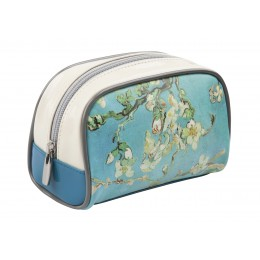 Vincent Van Gogh makeup bag Almond Blossom
