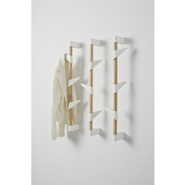 Designer wall coat rack Bamboo Wall