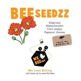 Beeseedzz Poppy Flower - a nice gift