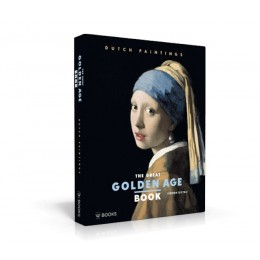 The Great Golden Age book about Dutch art history in the Golden age.