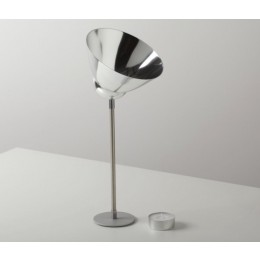 Cadeautip bij Holland Design & Gifts - Vlamp L in aluminium