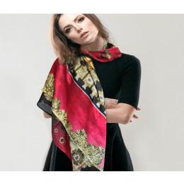 Een unieke sjaal voor mama, zus, vriendin, secretaresse of een andere fashionista