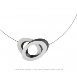 Dutch Design Clic Creations necklace, Click creations jewelry, necklace woman ring, fashion, and accessories
