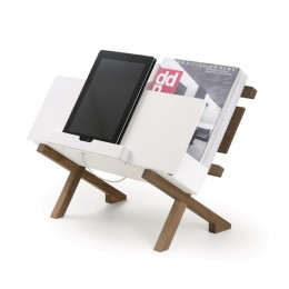 Dutch design Functionals magazine rack by Dick van Hoff