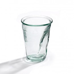 Crushed Cup glass Goods plastic cup Rob Brandt