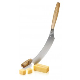 cheese knife cutting