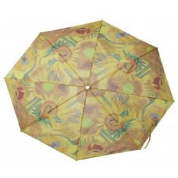 Vincent van Gogh paraplu boomstronken groot formaat