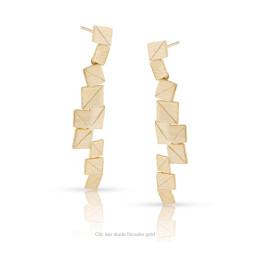 Clic Novalie oorbellen goud koop je bij shop.holland.com