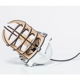 No. 20 Industriële Tafellamp MDF van Olaf Weller koop je bij shop.holland.com