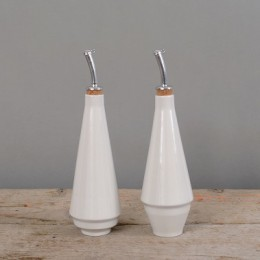 Holland homeware and tableware, Fenna Oosterhof design service Oil and Vinegar Set