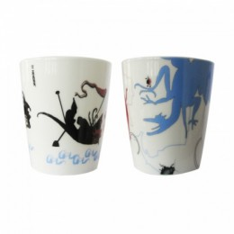 Cup BY HENDRIK Dragon Goblet and Poison Cup
