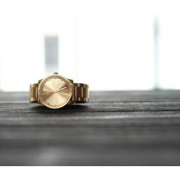 LEFF amsterdam Tube watch S38 by Piet Hein Eek, great birthday gift