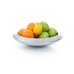 Silber bowls for apples, pears, oranges, lemon, and other fruit