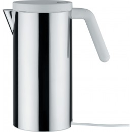 Dutch design Alessi Hot.It electric kettle white by Wiel Arets