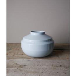 Homeware and vases, ceramic vases, Fenna Oosterhoff vase blue