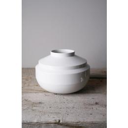 Fenna Oosterhoff, homeware, vases, vase white, blue