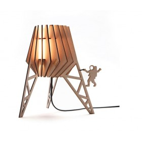 Van Tjalle en Jasper Table Lamp Spacey-spot Naturel