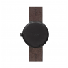 Bakc side Piet Hein Eek Tube D38 watch - LEFF amsterdam