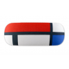 Gift idea: Glasses case with Mondrian art print
