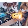 Miffy's friend Lion - LED lamp