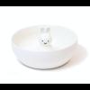 Bowl Miffy white porcelain - a nice babyshower gift