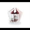 Bow vase Early Birds 'Flamingo' by Hendrik' - nice business gift