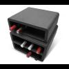 Lightweight side table Stack by Dutch designer Robert Bronwasser