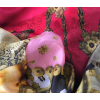 Discover chic and colourful square silk Rijksmuseum High Society scarf XL Marten & Oopjen at shop.holland.com