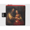 Loqi bag including matching pouch The Jewish Bride by Rembrandt van Rijn - Rijksmuseum collection