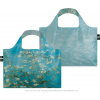 front and back Loqi bag Almond Blossom