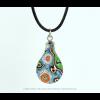 Graffiti necklace drop at shop.holland.com - a unique gift