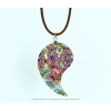 Graffiti necklace with pendant yin at shop.holland.com