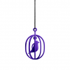 Dutch design necklaces with birds in a cage