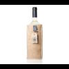 Designer sheepskin wine cooler Wooler camel