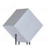 The Starlight Medium is 128 cm high and has a white or light grey cube.