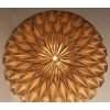 Discus M Sandy Brown Ceiling Light by Danielle Origami Lamps at shop.holland.com