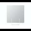 Look mirror square white