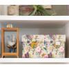 The Dutch Design Storage Box in Botanical design is a box to put in plain sight.