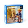 Van Gogh zonnebloemen Playmobil set 70686