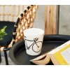 Have a cup of tea in a bike cup