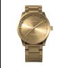 LEFF  watch Tube D38 in brass by Piet Hein Eek, stylish Dutch design watch
